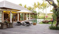 Dea Villas | Villa Sarasvati | 4 bedroom | Canggu #bali #eventvenue