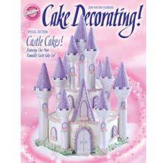 2008 Wilton Yearbook of Cake Decorating.