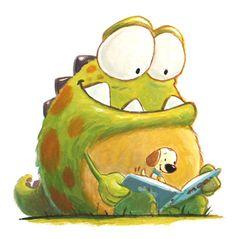 Reading IllustratIon for Kid's:  Wohnoutka
