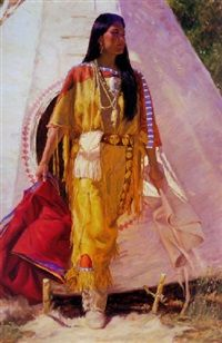 View Maiden of the plains by Mike Desatnick on artnet. Browse upcoming and past auction lots by Mike Desatnick. Native American Face Paint, Native American Dress, Native American Paintings, Native American Pictures, Native American Quotes, Native American Artists, Native American Women, American Indian Art, Native American History