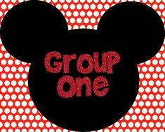 Organize your classroom groups with these large Mickey themed group numbers. Each Group number is approximately 8X10 inches. This file comes with numbers 1-6 and includes 4 formating options for each number. If you need more than 6 groups or would like a different character/theme, please let me know and I will customize the file for you.