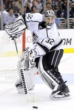 Jonathan Quick 2012 #hockey #unreal