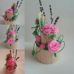 Glass Vase, Jewelry, Home Decor, Homemade Home Decor, Jewlery, Jewels, Jewerly, Jewelery, Decoration Home