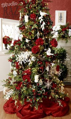 1000+ images about RAZ Past Christmas Trees on Pinterest ...