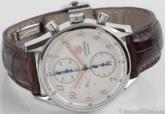 TAG Heuer Carrera Chronograph : CAS2112.FC6291 : Bernard Watch