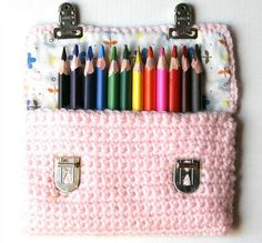 Pencil case inspiration