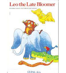 Leo the Late Bloomer  1st DRA Level 16