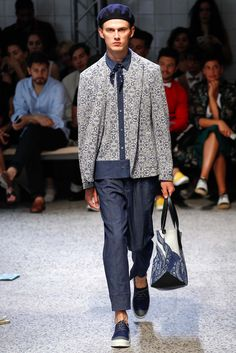 Antonio Marras Spring 2016 Menswear - Collection - Gallery - Style.com