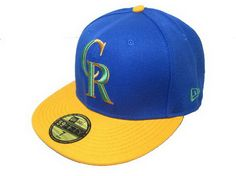 9 Best Colorado Rockies hats - New era 59fifty MLB images  9c2c7726b9be