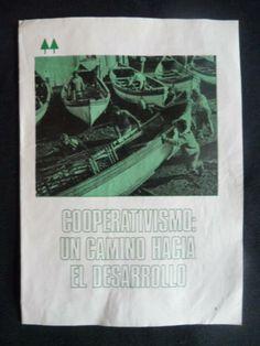 El Viejo Libro, Libreria Anticuaria, Edward Contreras Vergara, www.elviejolibro.tk: Cooperativismo: un camino hacia el desarrollo. 197...