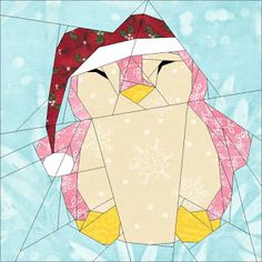 Quilt Art Designs: Day 3 - of the 12 Days of Christmas.....