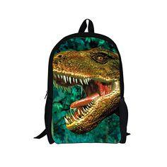 13f96590a37 Amazon.com   HUGSIDEA Cute Kids Schoolbag Pokcket Cat Printed Novelty  Backpack for Teen Girls