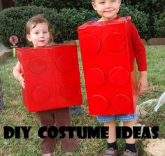 Lego Costume - Kids Activities Blog