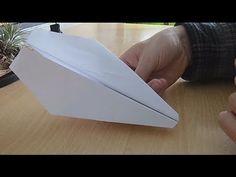 Bester Papierflieger - einfach zu bauen - YouTube
