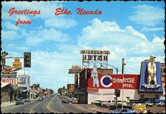 Elko, Nevada 1975