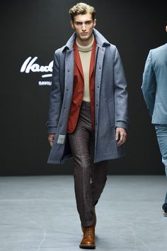 Look 4 Hardy Amies Fall 2015 Menswear - Collection - Gallery - Style.com