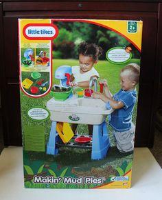 Little Tikes Makinu0027 Mud Pies Kitchen Set 617096