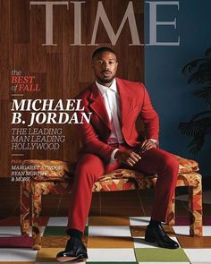 Michael B. Michael Bakari Jordan, Kelly Oubre Jr, Jordan Tees, Looking Dapper, Margaret Atwood, Time Magazine, Fine Men, Warner Bros, Great Movies