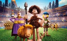 WALLPAPERS HD: Early Man