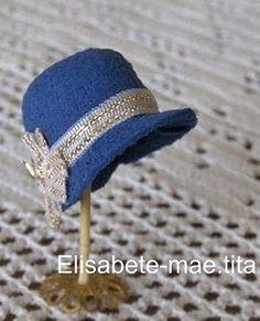 Good beginner hints for making soft hats | Source: Elisabete Mae
