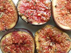 Maple Roasted Figs
