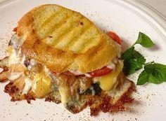 How to Make a He-Man Steak Sandwich