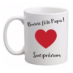 Mug Coeur Papa
