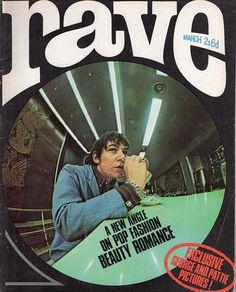 Rave Magazine - Eric Burdon