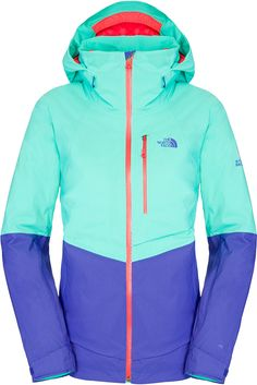 #autumnhighlights The North Face Women's Sickline Jacket. This beauty is a backcountry ski jacket that will get you through all weather conditions in comfort and style.
