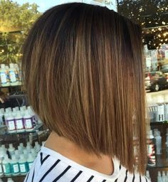 A-Line Bob with Layers