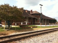 Formerly the Southern Railroad Station... now the Olde HIckory Station, a restaurant, bar and retail shop featuring NC ingredients and products! 232 Government Ave SW, Hickory, NC 28602.