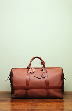 Dunhill Boston Holdall from September 2014 Mens Bags