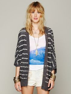 Free People Guided Latitude Cardigan at Free People Clothing Boutique