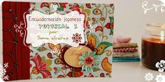 Somia en Colors: Tutorial encuadernación japonesa. Primera parte (Japanese bookbinding)