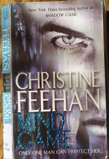 Books and Quilts: Mind Game by Christine Feehan