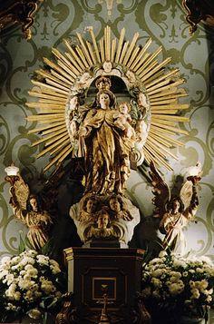 Nossa Senhora do Carmo, Portugal