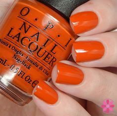 OPI Fall 2015 Venice Collection It's a Piazza Cake Swatch