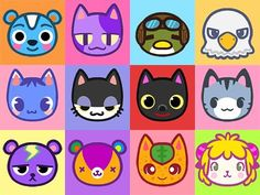 Image result for animal crossing tangy