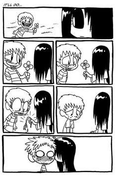 (2) Erma Mini Comic By Brandon Santiago - Imgur