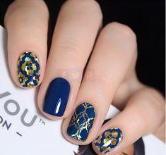 30 Elegant Arabesque Design Idea for Nails - Fashionre Colorful Nail Designs, Cute Nail Designs, Winter Nails, Summer Nails, Nail Place, Nail Time, Stamping Nail Art, Trend Fashion, Garra