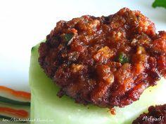 Mishmash !: Chemmeen Vada – Kerala Style Prawn Fritters