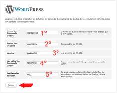 Como instalar o WordPress no servidor Hostgator – Dicas WP http://diegopsilva.com.br/como-instalar-wordpress-no-hostgator/ #WordPress #Hostgator