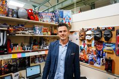 Meet The Most Powerful Force In The Star Wars Universe: The Man Who Makes The Toys | Co.Design | business + design
