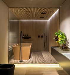40 Comfy And Glamorous Bathroom Decor Ideas luxuryBathroom 845058317567948936 Bathroom Design Luxury, Modern Bathroom Design, Bathroom Designs, Bad Inspiration, Bathroom Inspiration, Interior Inspiration, Glamorous Bathroom, Japanese Bathroom, Dream Bathrooms