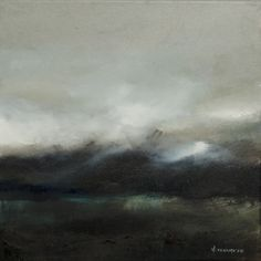 "Saatchi Online Artist: xanthippe tsalimi; Oil, Painting ""endless (no2)"""