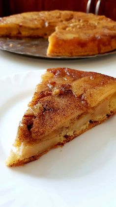 Greek Desserts, Greek Recipes, Sweets Recipes, Baking Recipes, How To Make Cake, Food To Make, Cheesy Garlic Breadsticks Recipe, Greek Cookies, Apple Deserts