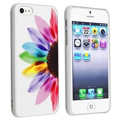 Zeimax UV Case for iPhone 5C - Sunrise:Amazon:Cell Phones & Accessories