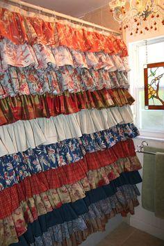 SWEEET Shower Curtain !