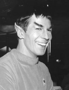 Early Spock