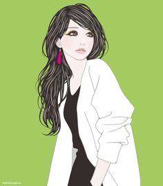 【web】http://naho.tv/ 【twitter】twitter/NahoGraphics 【Youtube】https://www.youtube.com/channel/UC81jOID4X2mNtjh47jp02oQ 【instragram】https://www.instagram.com/naho_note/  #illustration#drawing#art#design#fashion#hair#hairstyle#face #design#イラスト#イラストレーション#アート#女性イラスト#ドローイング#ipad#applepencil#procreate #手書き #絵 #make #メイク #ネイル #女の子 #girl #woman #女性 #ファッション #ロング #春